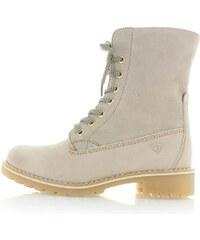 Béžové boty Tamaris 26443