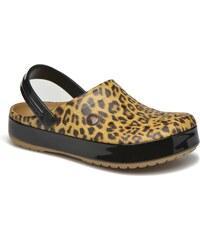Crocband Leopard II clog par Crocs