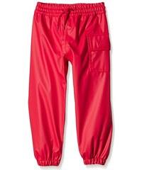 Hatley Mädchen Regenhose Childrens Splash Pant -Red