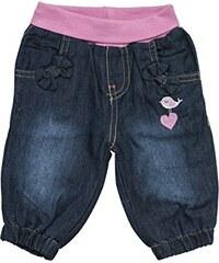 SALT AND PEPPER Baby-Mädchen Jeanshose Nb Jeans Love