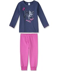 Sanetta Mädchen Zweiteiliger Schlafanzug 231819