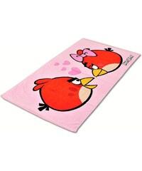 Jerry Fabrics osuška 75x150 - Angry Birds 085