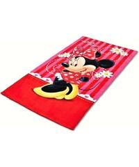 Jerry Fabrics osuška 75x150 - Minnie Pinkie RED 2015