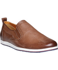 Baťa Pánské kožené Slip on boty
