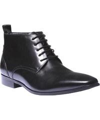 Baťa Kožená kotníčková obuv