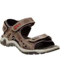 Weinbrenner Pánské kožené sandály