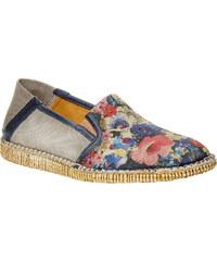A.s. 98 Pánská obuv Slip on s květinovým vzorem