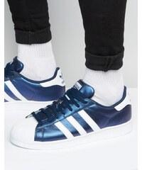 Adidas Originals - Superstar S75875 - Baskets - Bleu - Bleu