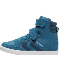 Hummel SLIMMER STADIL Sneaker high seaport