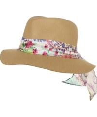 CODELLO Hut aus Wolle mit Hutband in floralem Print