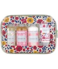 Heathcote & Ivory Cestovní set kosmetiky v taštičce Fabrics & Flowers