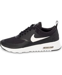 Nike Baskets/Running Air Max Thea Noire Et Blanche Femme
