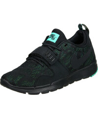 Nike Sb Trainerendor Sneaker black/clr jade/volt