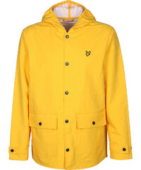 Lyle & Scott Raincoat veste spectra yellow