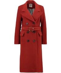Baum und Pferdgarten Wollmantel / klassischer Mantel red