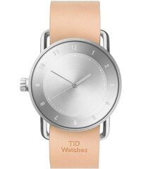 TID Watches No.2 36 / Natural Leather Wristband