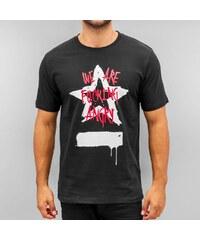 Dangerous DNGRS Angry T-Shirt Black