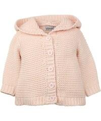 Dirkje Dívčí pletený svetr - světle růžový