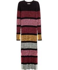 H&M Šaty z žebrovaného úpletu