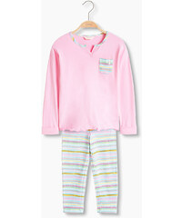 Esprit Žerzejové pyžamo, bavlna/streč
