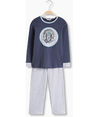 Esprit Žerzejové pyžamo z bavlněné směsi
