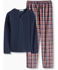 Esprit Pyžamo z žerzeje/látky, 100% bavlna