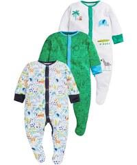 Next 3 PACK Pyjama green