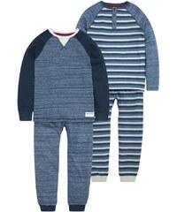 Next 2 PACK SET Pyjama blue