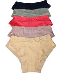 eKAPO Primi KAPO color bambusové kalhotky 5ks MIX L