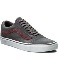 Tenisky VANS - Old Skool VN0004OJJT3 (Reptile) Gray/Port Royal