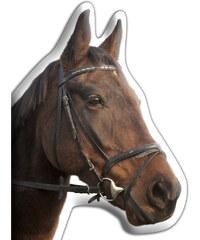 Polštářek Hnědý kůň