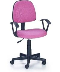 Halmar Dětská židle Darian - růžová