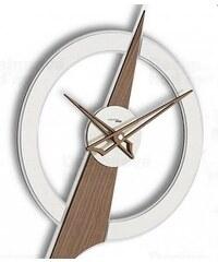 Designové nástěnné hodiny I186NN IncantesimoDesign 44cm