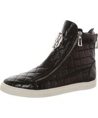 The NO ANIMAL Brand Hohe Sneaker mit Zippern