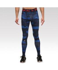 Vansydical pánské fitness legíny Axis modré M