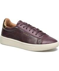 Esprit - Lizette Lace Up - Sneaker für Damen / weinrot