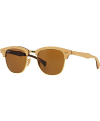 Ray-Ban Clubmaster Wood Maple RB3016M 1179