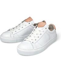 Street One Ledersneaker Tammi - White, Damen