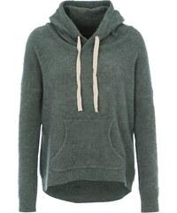 Review Sportliches Sweatshirt mit Wolle