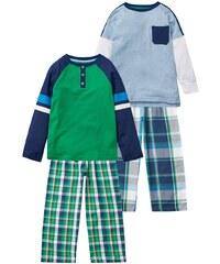 Next 2 PACK SET Pyjama green