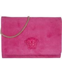 Versace Sacs à Bandoulière, Clutch Sera Camoscio Postit Pink en rose vif