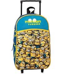 Fabrizio Dětský batoh na kolečkách Minions 20356-0950 modro-žlutá