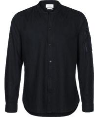 Nowadays Bomber chemise manches longues black