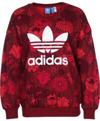 adidas Trefoil W Sweater rust red