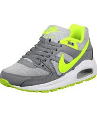 Nike Air Max Command Flex Gs Kinderschuhe grey/volt