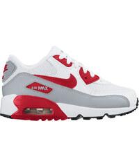 Nike Air Max 90 Mesh Ps Schuhe white/red/black