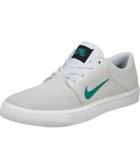 Nike Sb Portmore Schuhe black/white