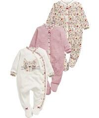 Next 3 PACK Pyjama cream