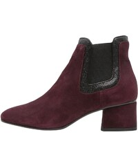 Janet & Janet Ankle Boot viola/nero