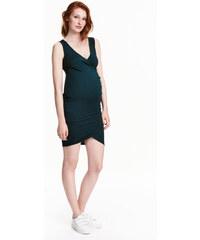 H&M MAMA Zavinovací šaty